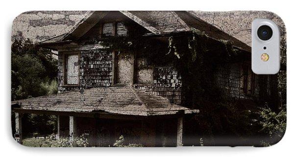 Abandoned House IPhone Case