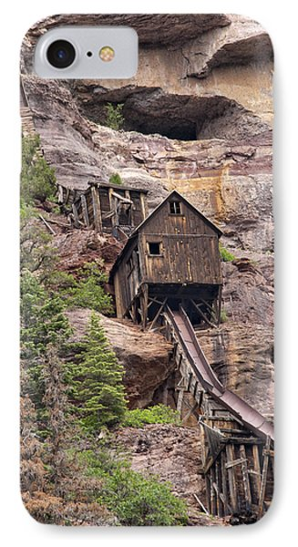 Abandoned Mine IPhone Case