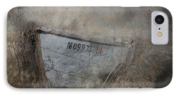 Abandoned On Sugar Island Michigan IPhone Case