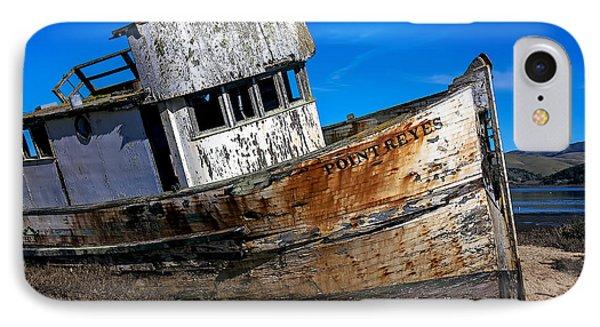 Abandoned Point Reyes IPhone Case