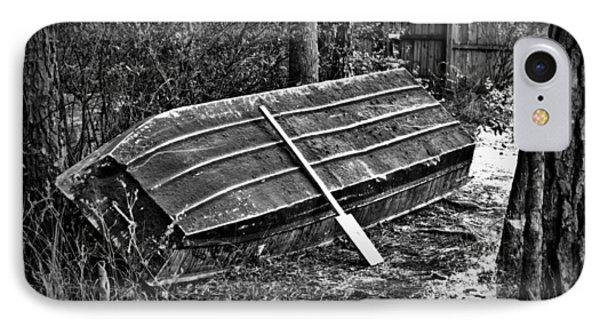 Abandoned Rowboat IPhone Case