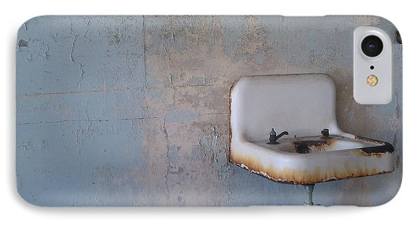 Abandoned Sink IPhone Case