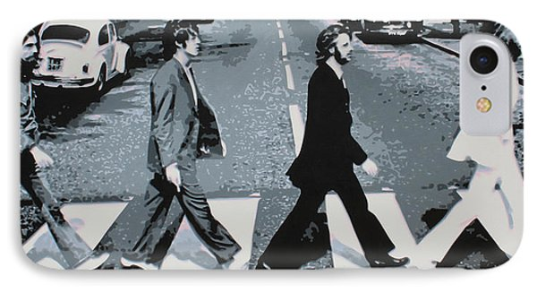 Abbey Road 2013 IPhone Case