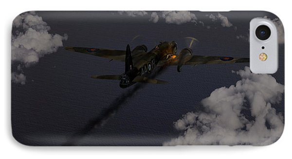 Above And Beyond - Jimmy Ward Vc IPhone Case