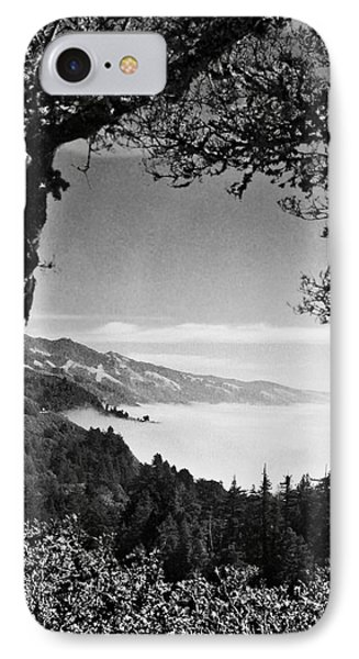Above Nepenthe In Big Sur IPhone Case