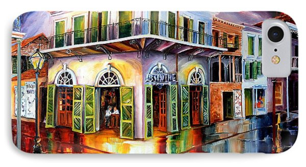 Absinthe House New Orleans IPhone Case