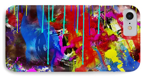 Abstract 6832 IPhone Case