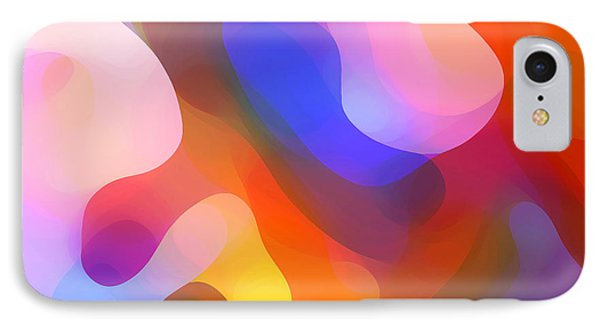 Abstract Dappled Sunlight IPhone Case