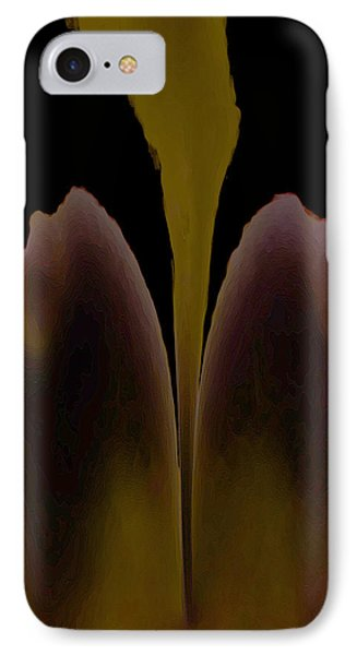 Abstract In Bloom IPhone Case