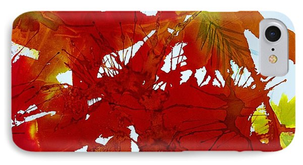 Abstract - Riot Of Fall Color - Autumn IPhone Case