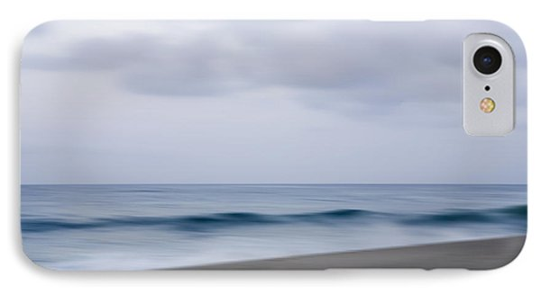Abstract Seascape No. 09 IPhone Case
