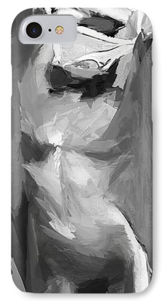 Abstract Series IIi IPhone Case