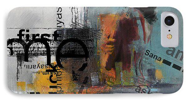 Abstract Women 013 IPhone Case