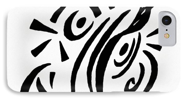 Astratto - Abstract 13 IPhone Case