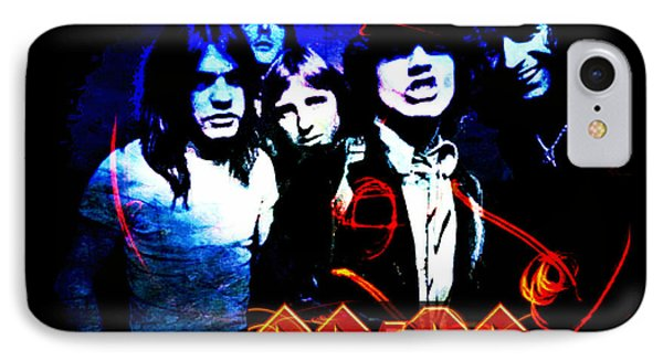 Ac/dc  IPhone Case