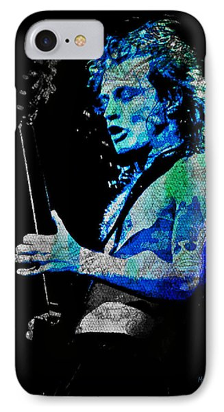 Ac/dc - Angus Young IPhone Case