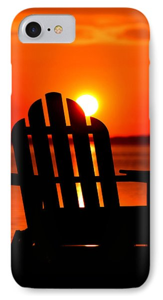 Adirondack Days End IPhone Case