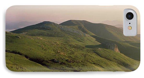 Aerial View Of Mountain Range, Orisson IPhone Case