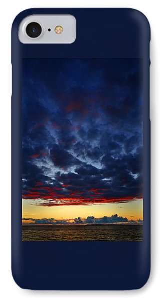 After Glow IPhone Case