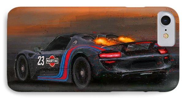 Afterburners On IPhone Case