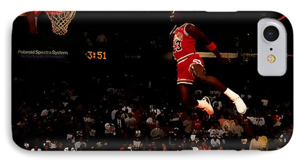 Air Jordan In Flight IPhone Case