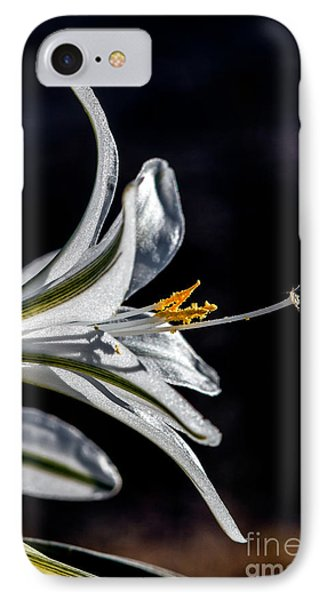 Ajo Lily Close Up IPhone Case