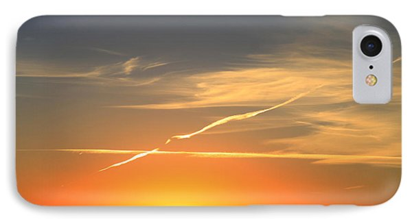 Alberta Sunset IPhone Case