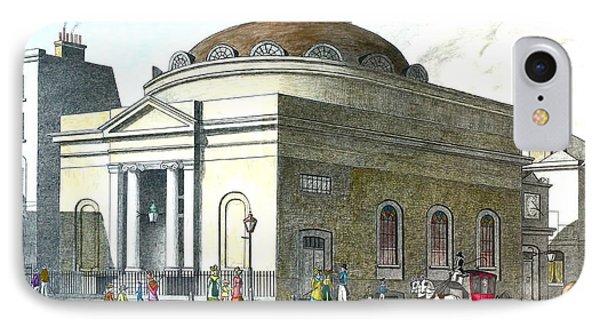 Albion Chapel Moorgate IPhone Case