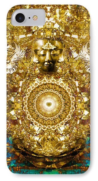 Alchemy Of The Heart IPhone Case