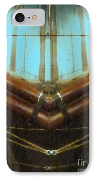 All Fore Naut IPhone Case