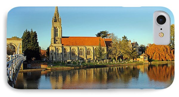 All Saints Church Marlow IPhone Case