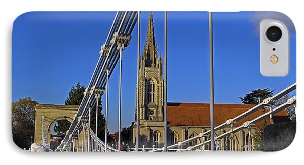 All Saints Church IPhone Case