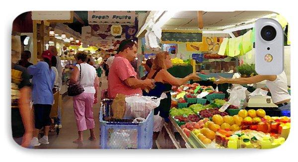 Allentown Pa Farmers Market IPhone Case