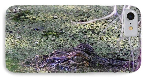 Alligator 019 IPhone Case