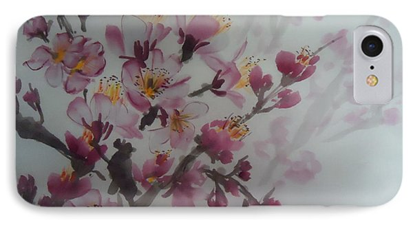 Almond Flower IPhone Case