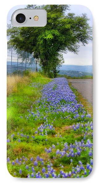 Along The By Ways IPhone Case