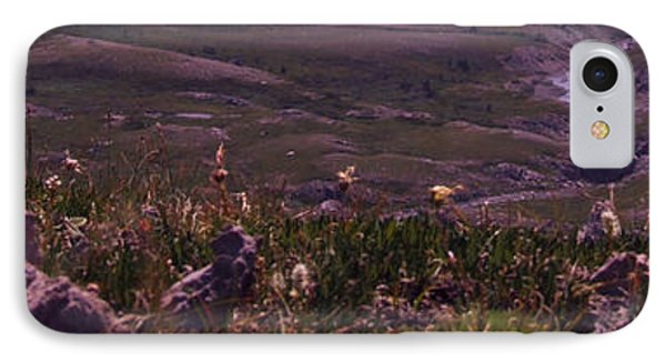 Alpine Floral Meadow IPhone Case