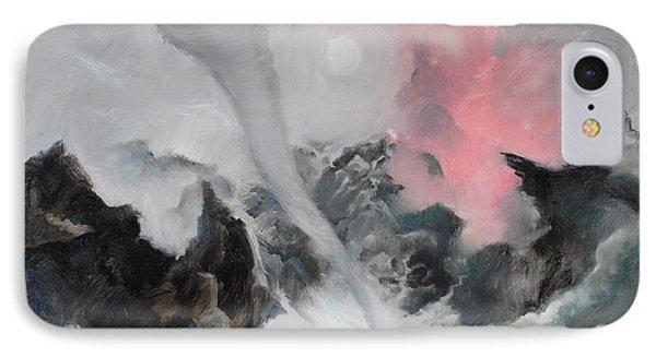 Alpine Tornado IPhone Case