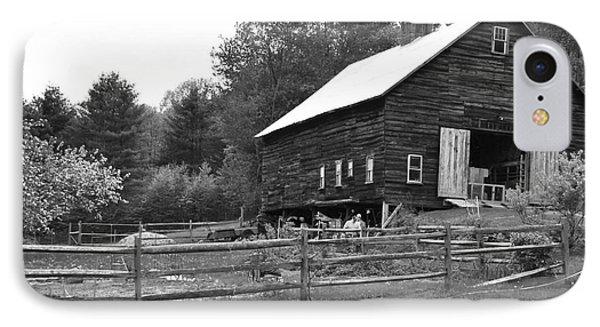 Alstead Barn IPhone Case