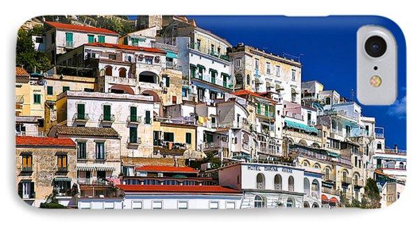 Amalfi Architecture IPhone Case