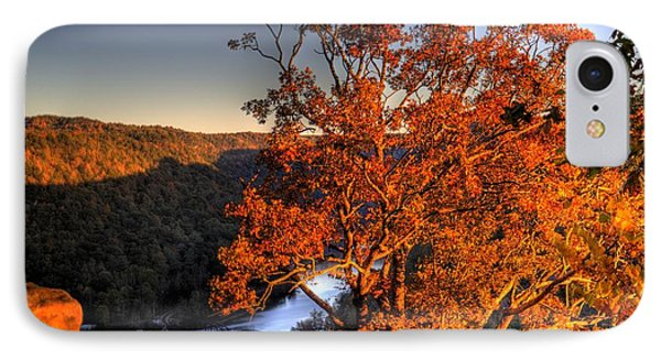 Amazing Tree At Overlook IPhone Case
