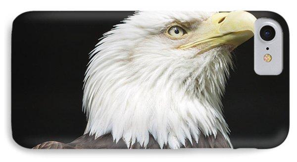 American Bald Eagle Profile IPhone Case