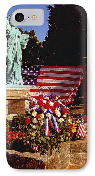 American Iconology IPhone Case