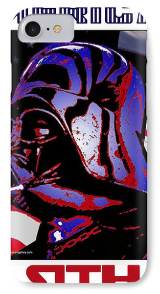 American Sith IPhone Case