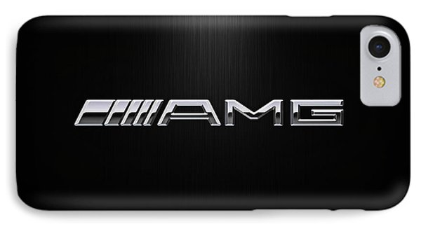 Amg Center Stage IPhone Case