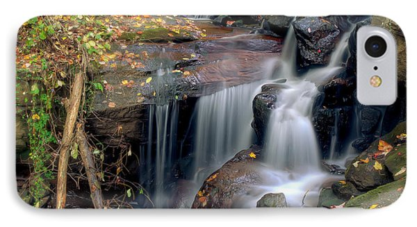 Amicalola Waterfall IPhone Case