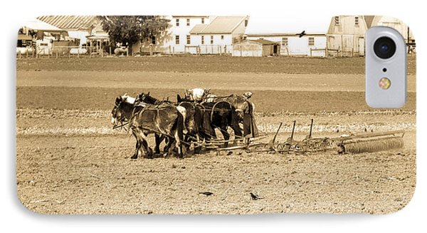 Amish Farm IPhone Case