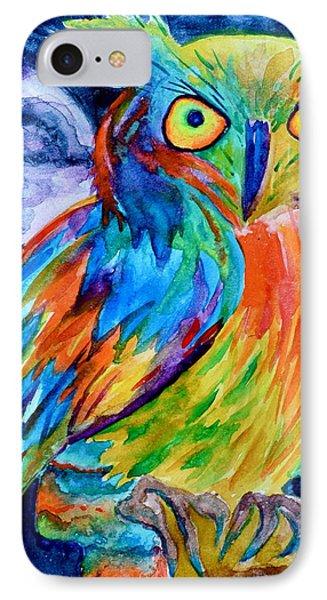 Ampersand Owl IPhone Case