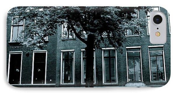 Amsterdam Electric Car IPhone Case