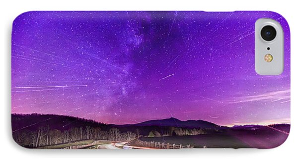 An Explosion In The Milky Way IPhone Case